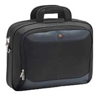 "Купить Сумка для ноутбука Targus Notepac Plus - Atmosphere Range 15.4"" Black-Blue (TNT006EU) фото 1"