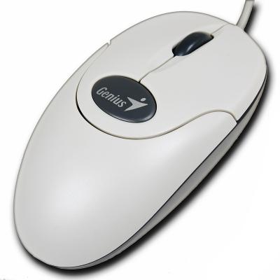 Купить Мышь Genius NetScroll 110 white optical USB (GM-NSCR 110 WH U) фото 3