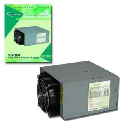 Блок питания Gembird CCC-PSU7 550W