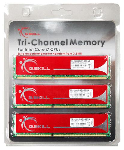 Оперативная память G.SKILL F3-10666CL9T-6GBNQ