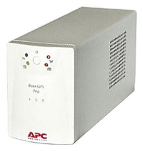 ИБП APC Back-UPS Pro 650VA