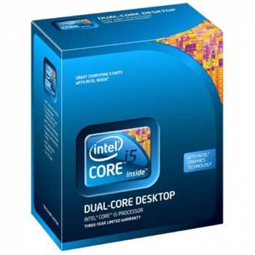 Процессор Intel Core i5-655K
