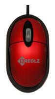 Мышь Kreolz MS01 Red USB