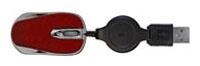 Мышь Kreolz MN02r Red-Silver USB фото #1