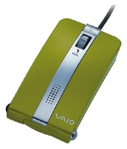 Мышь Sony VN-CX1 Green USB