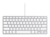Клавиатура Apple MB869 Keyboard Grey USB