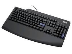 Клавиатура Lenovo 42C0128 Black USB