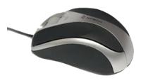 Мышь N-TECH MH-31 Black-Silver USB