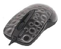 Мышь A4 Tech X6-55D Black USB+PS/2