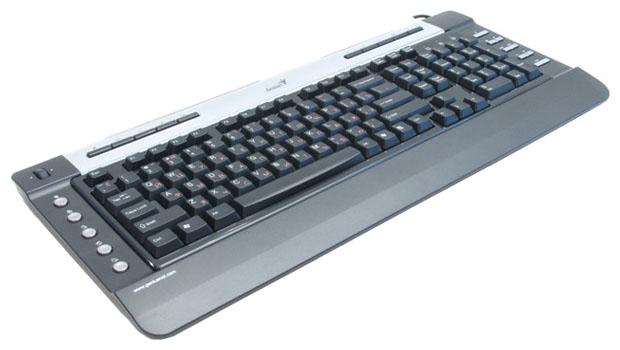 Клавиатура Genius SlimStar 250 Black PS/2