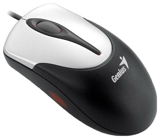 Мышь Genius NetScroll 310 Optical Black USB
