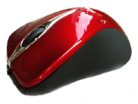 Мышь Genius Ergo 300 optical Ruby PS/2+USB