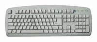 Клавиатура A4 Tech KBS-6 White PS/2