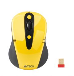 Мышь A4 Tech G9-370 Yellow USB