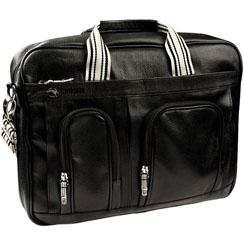 "Сумка для ноутбука Krusell Breeze Laptop Bag 15.6"" Black 71106 фото #1"