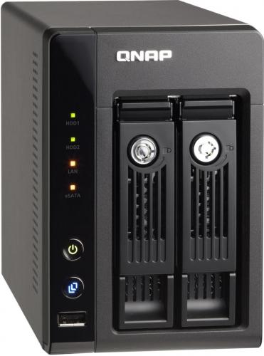 Сетевое хранилище QNAP TS-239 Pro II