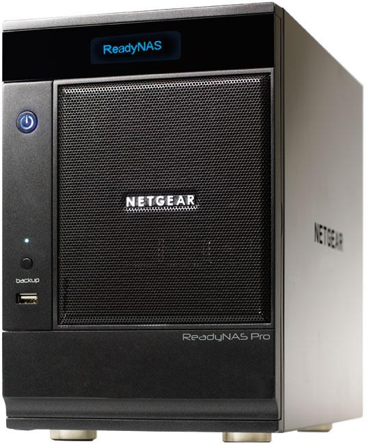 Сетевое хранилище NetGear RNDP6620