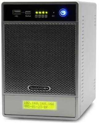 Сетевое хранилище NetGear RND4425