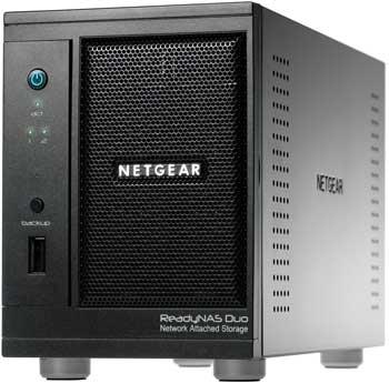 Сетевое хранилище NetGear RND2150
