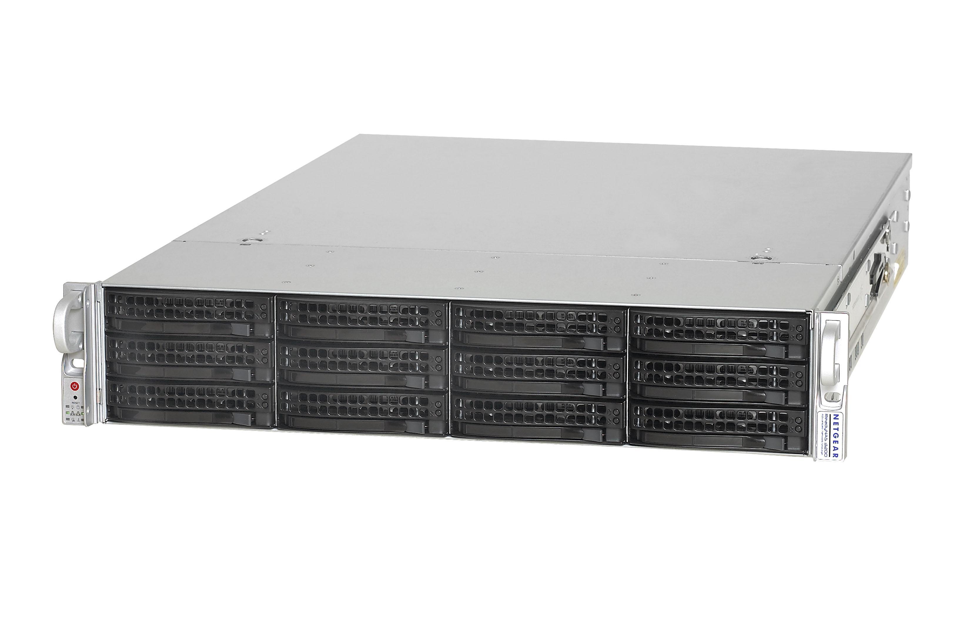 Сетевое хранилище NetGear RN12P1210