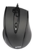 Мышь A4 Tech N-770FX Black USB