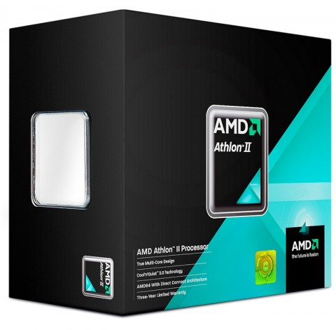 Процессор AMD Athlon II X3 415E