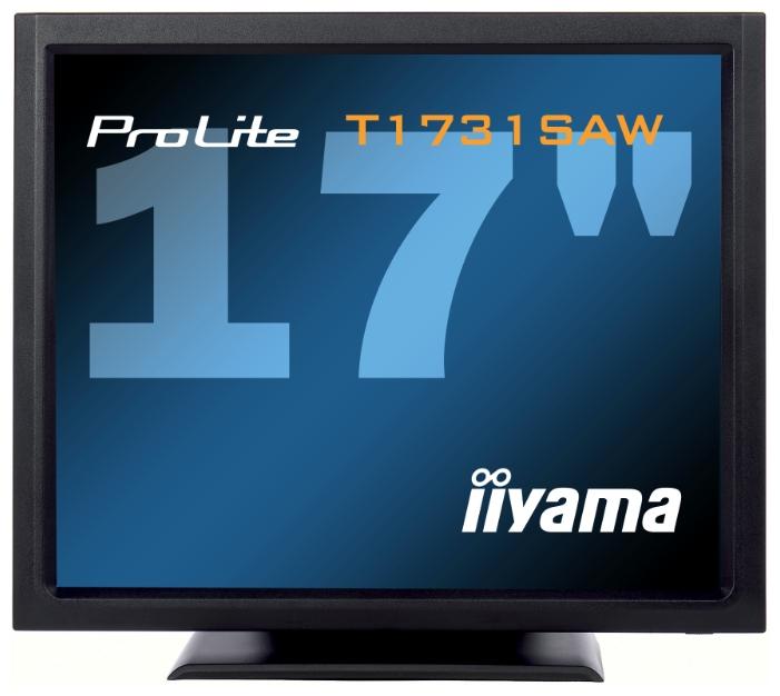 Монитор Iiyama ProLite T1731SAW-1
