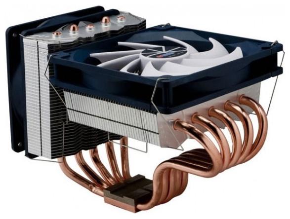 Вентилятор Titan TTC-NC55TZ(RB) TTC-NC55TZ(RB)