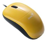 Мышь Genius DX-220 Yellow USB