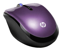 Мышь HP LY785AA Sweet Purple USB