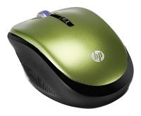 Мышь HP XP359AA Green USB фото #1