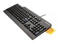 Клавиатура Lenovo Smartcard Keyboard 51J0184 Black USB фото #1
