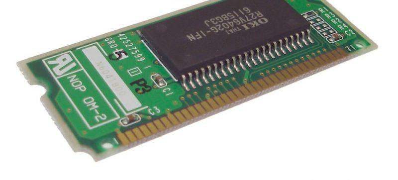 Память OKI 09004629 объем 512Мб