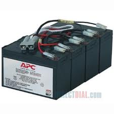 APC Battery replacement kit for SU3000RMi3U, SU2200RMI3U, SU5000I, SU5000RMI5U RBC12