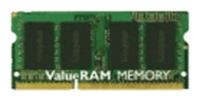 Оперативная память Kingston KVR13S9S8/4 KVR13S9S8/4