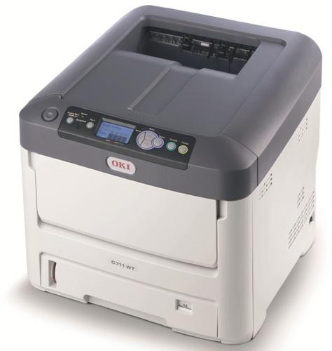 Принтер OKI C711WT