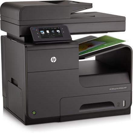 МФУ HP Officejet Pro X476dn CN460A фото #1