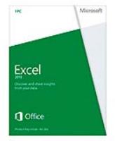Microsoft Excel 2013 32-bit/x64 Russian CEE DVD