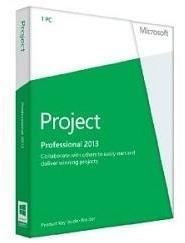 Microsoft Project 2013 32-bit/x64 Russian CEE DVD