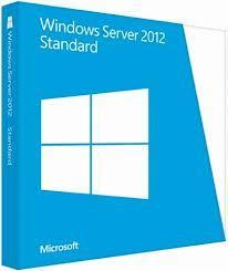 Microsoft Windows Svr Std 2012 64Bit Russian Russia Only DVD 5 Clt