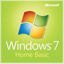 Microsoft Win Home Basic 7 SP1 32-bit Russian Single package DSP OEI DVD