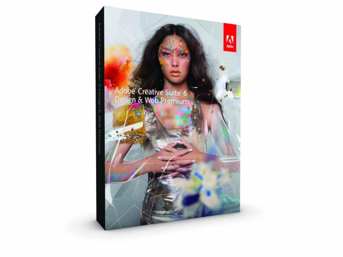 Adobe CS6 Design and Web Prem