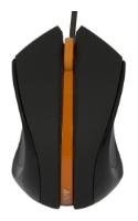 Мышь A4 Tech D-310-3 Black-Orange USB