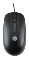 Мышь HP QY778AA Laser Mouse Black USB QY778AA
