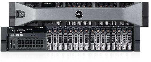Сервер в стойку Dell PowerEdge R820