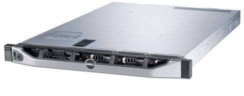 Сервер в стойку Dell PowerEdge R420