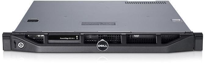 Сервер в стойку Dell PowerEdge R210-II