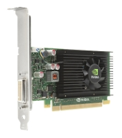 Видеокарта HP Quadro NVS 315 PCI-E 1024Mb 64 bit E1U66AA