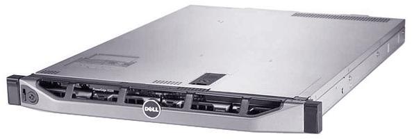Сервер в стойку Dell PowerEdge R320