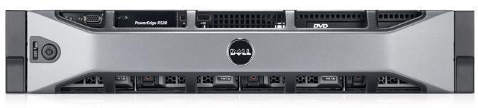 Сервер в стойку Dell PowerEdge R520